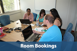 Research Spaces: Room bookings